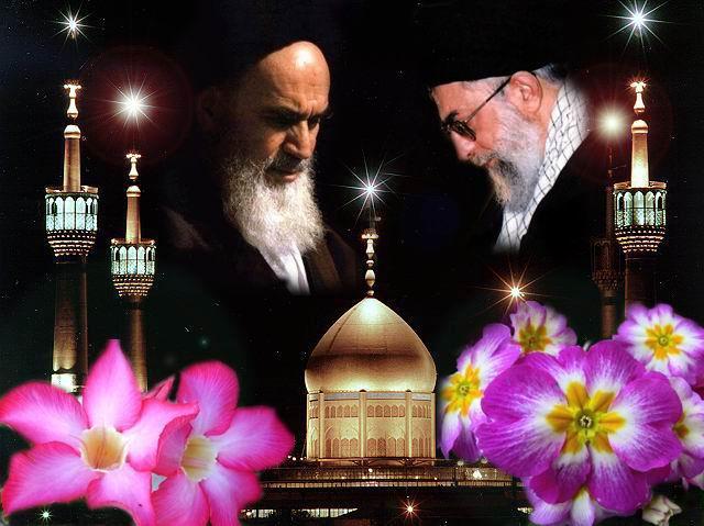 عکس پروفایل رحلت امام خمینی ره