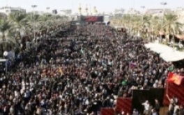 Arbaeen: World's largest annual pilgrimage as millions of Shia Muslims gather in Karbala