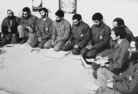 The report of DefaPress on the atmosphere of the first day of the Iran-Iraq war