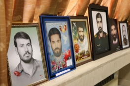 In commemoration of martyrs; 