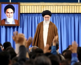 US, Soviets, and regional reactionaries fought against us for 8 years, we defeated them all: Ayatollah Khamenei