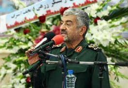 Daesh, front-line soldiers of Zionist regime: IRGC commander