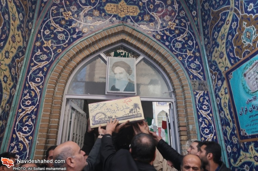 photos: Funeral held for Holy Shrine Martyrs in tehran