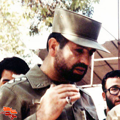 martyr Namjoo, A key connection among Army and IRGC