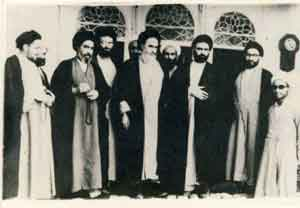 The Exile of Imam Khomeini (RA) from Turkey to Iraq