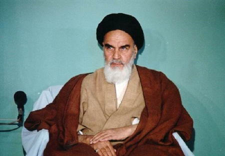 Imam Khomeini's oldest political note