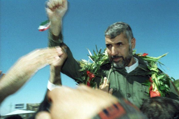 The Iranian master of captives