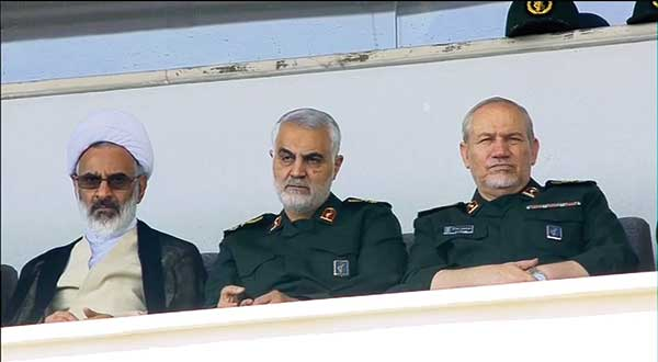 Gen. Qassem Soleimani's martyrdom represented Political - Security Failure of America