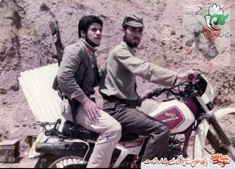 زندگی و وصیت نامه شهید مهدی رضایی مجد + تصاویر