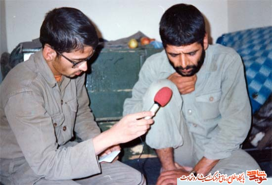 روایت یک راوی جنگ از لحظات پایانی عمر سردار شهید عباس کریمی