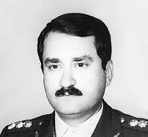زندگی نامه سرلشگر خلبان شهید سید علیرضا یاسینی