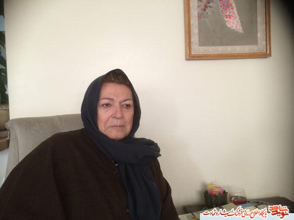 کنکاشی در زندگی یک فرمانده نیروی هوایی در گفت و گو با همسر شهید فکوری