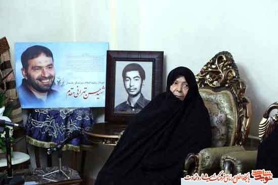 سه روایت زنانه از پدر موشکی ایران (بخش نخست)؛ به روایت مادر و خواهر شهید