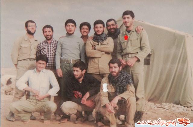 گزیده ای از وصیت نامه شهید یوسف دایی ماسوله