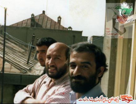 زندگی نامه شهید ابراهیم اژدر میرزایی دولق درسالروز شهادتش