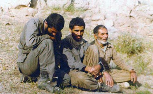 سردار املاکی از برجسته ترین نیروهای اطلاعات عملیات بود