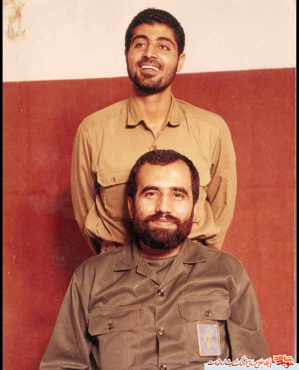 خاطراتی کوتاه از شهید علی هاشمی (منتشرنشود)
