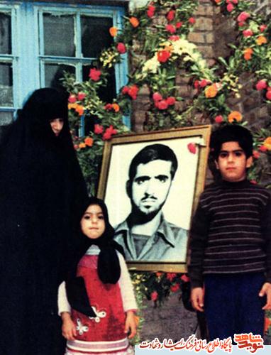 همسرم شهید مدافع حرم در دوران دفاع مقدس بود/ تاثیر شهید دقایقی بر «حشد الشعبی»