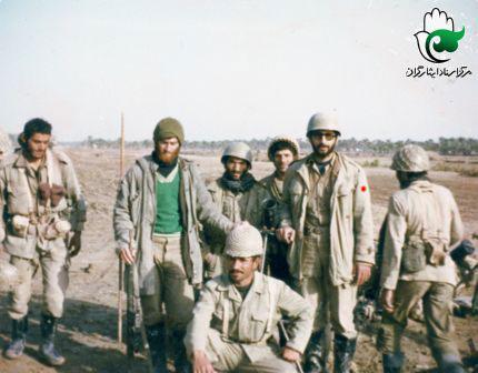 زندگینامه و وصیتنامه شهید عبدالحمید انشایی  + تصاویر