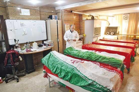 قریب به ده هزار شهید گمنام در کشور داریم/در اختیار نبودن 70 درصد نمونه خون خانوادههای شهدای تهرانی