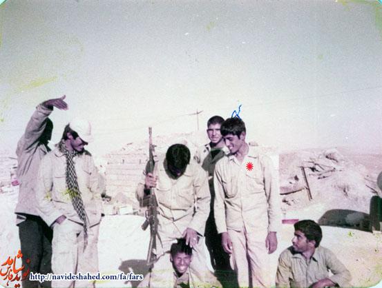 خاطره روز نوشت شهيد عبدالرحمن ملکی (2)