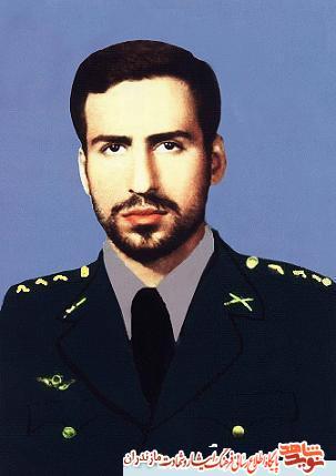 خلبان شهيد «احمد کشوری» افتخار اسلام و هوانیروز است