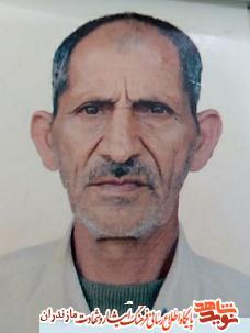 جانباز 70 درصد «علی دوست محمدیان» به یاران شهیدش پیوست