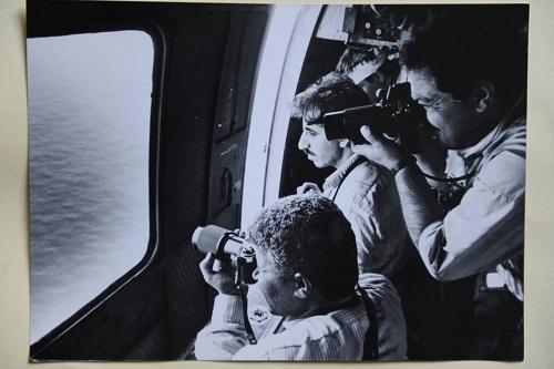 ناگفتههایی از عکاس جنایت هولناک آمریکا در انهدام ایرباس مسافری+تصاویر دلخراش