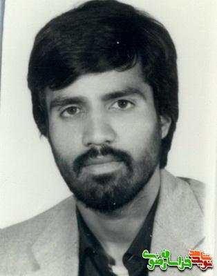 شهید ابراهیم محمودی دُرح