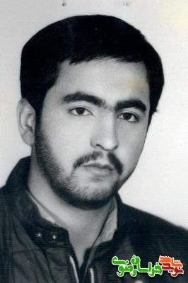 شهید اصغر حسین پورازغندی