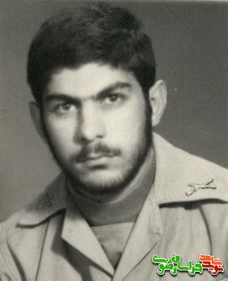 شهید اصغر ولی نژاد زوارق