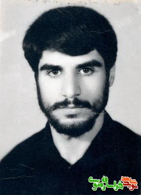 شهید ایرج مسعودی