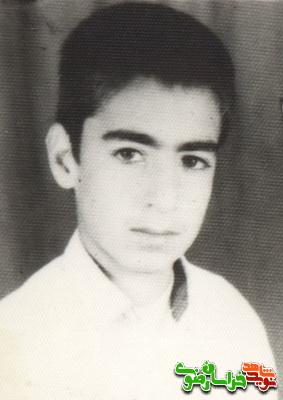 شهید براتعلی کیوانلو شهرستانکی