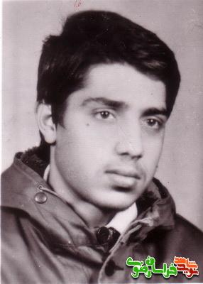شهید حسین ترکمن سرابی