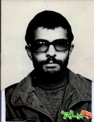 شهید حمید احمدی