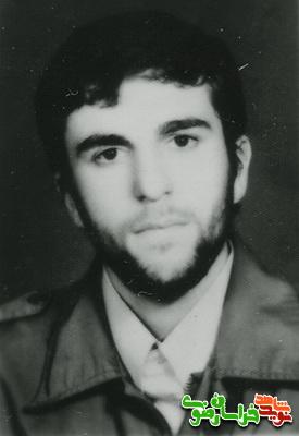 شهید رامین عقدایی