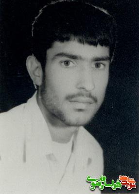 شهید رضا صمدی
