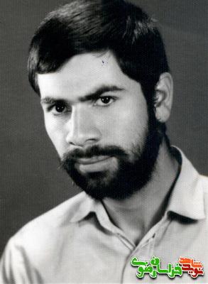 شهید سید علی میررضایی
