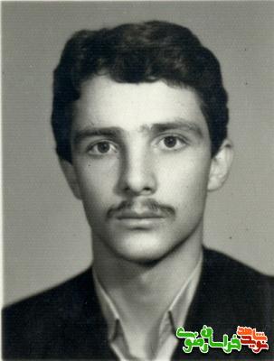 شهید سید علیرضا سجاد پور