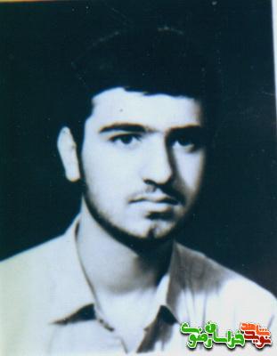 شهید سید علیرضا نبوی