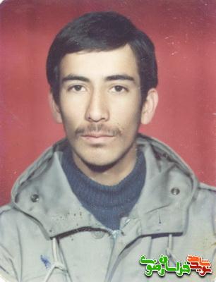 شهید سید محمود حیدری مقدم