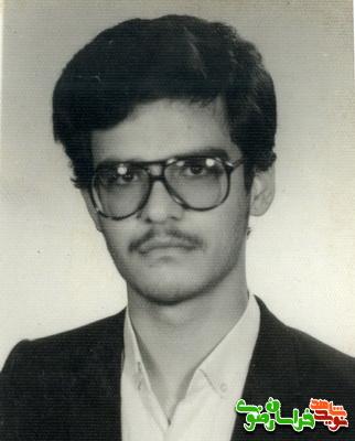 شهید سید مرتضی ظریفیان پروین حسینی
