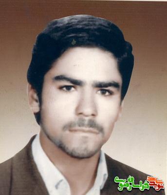 شهید علی گنج بخشی