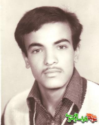 شهید علیمحمد غنی زاده