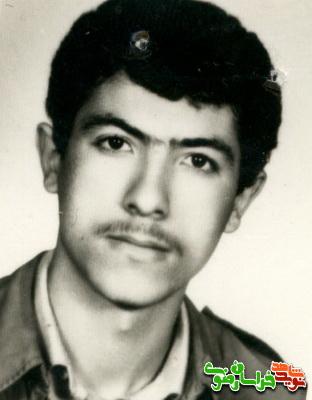 شهید محسن ابراهیم پور