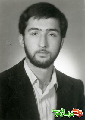 شهید محسن شیرمحمدی زه آب
