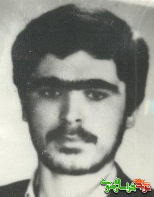 شهید محمد پاسبان برگیش