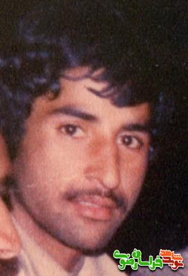 شهید محمد جواد قربانی سعد آباد