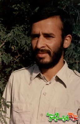 شهید محمد نظری پور