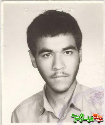 شهید محمود عباس پور